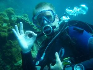 Diving trip Tioman, Malaysia